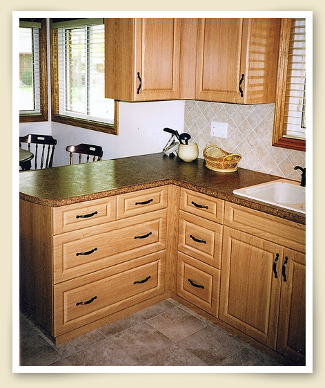 Reface Or Replace Kitchen Cabinets: Replace All Building Products LTD.